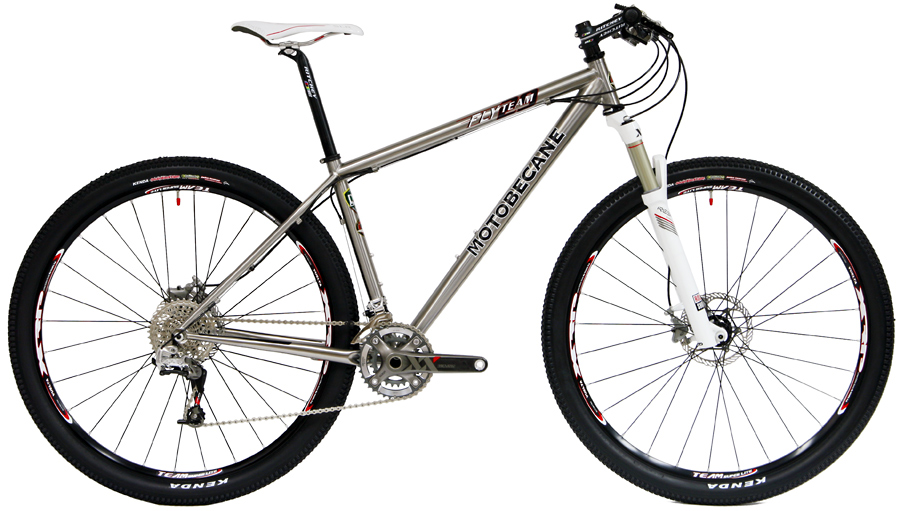Motobecane USA Hardtails 26 or 29er Mountain Bikes