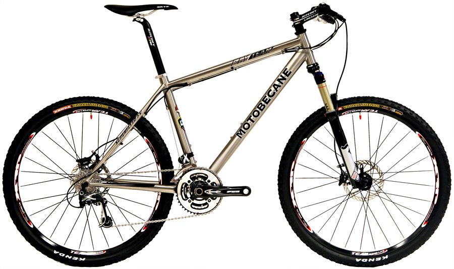 Motobecane USA | 26 inch Hardail Mountain Bikes
