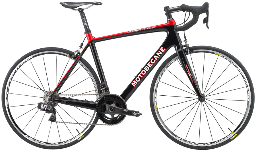 Motobecane USA | Carbon Road Bicycles | Track Bicycles | Cross Bicycles
